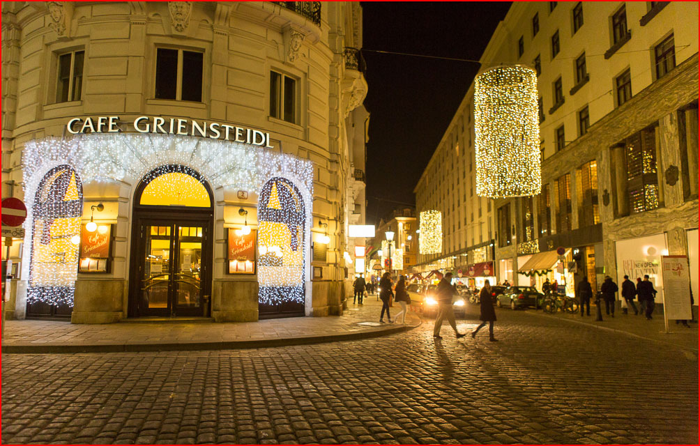 Рождественские огни Вены  (гей блюсик 10043)