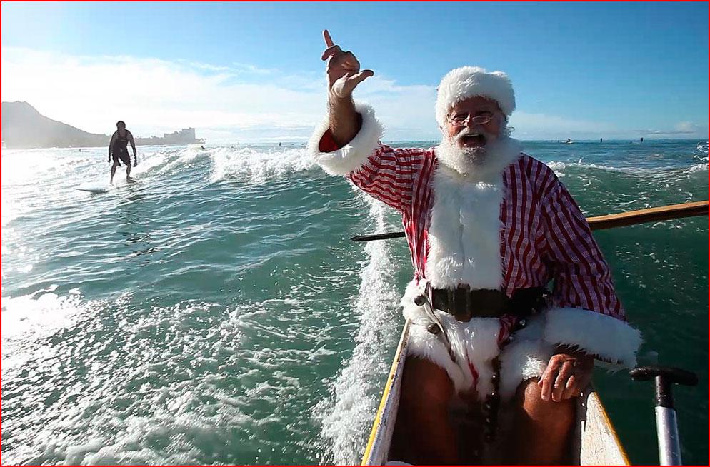 Горячий Санта