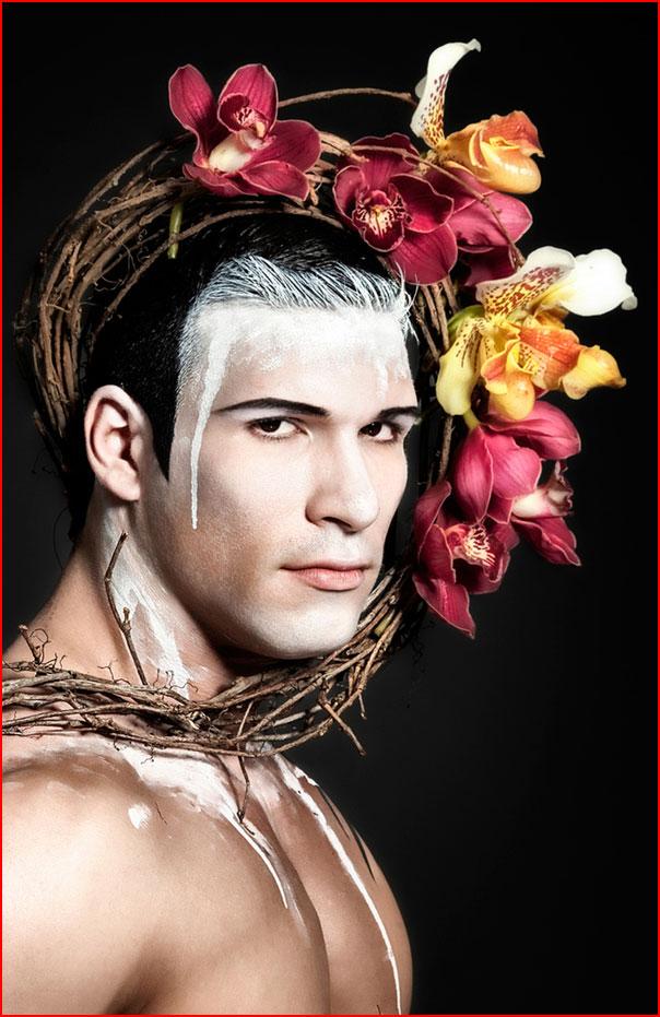 Отец природы Мариано Теста  (гей блюсик 10236)