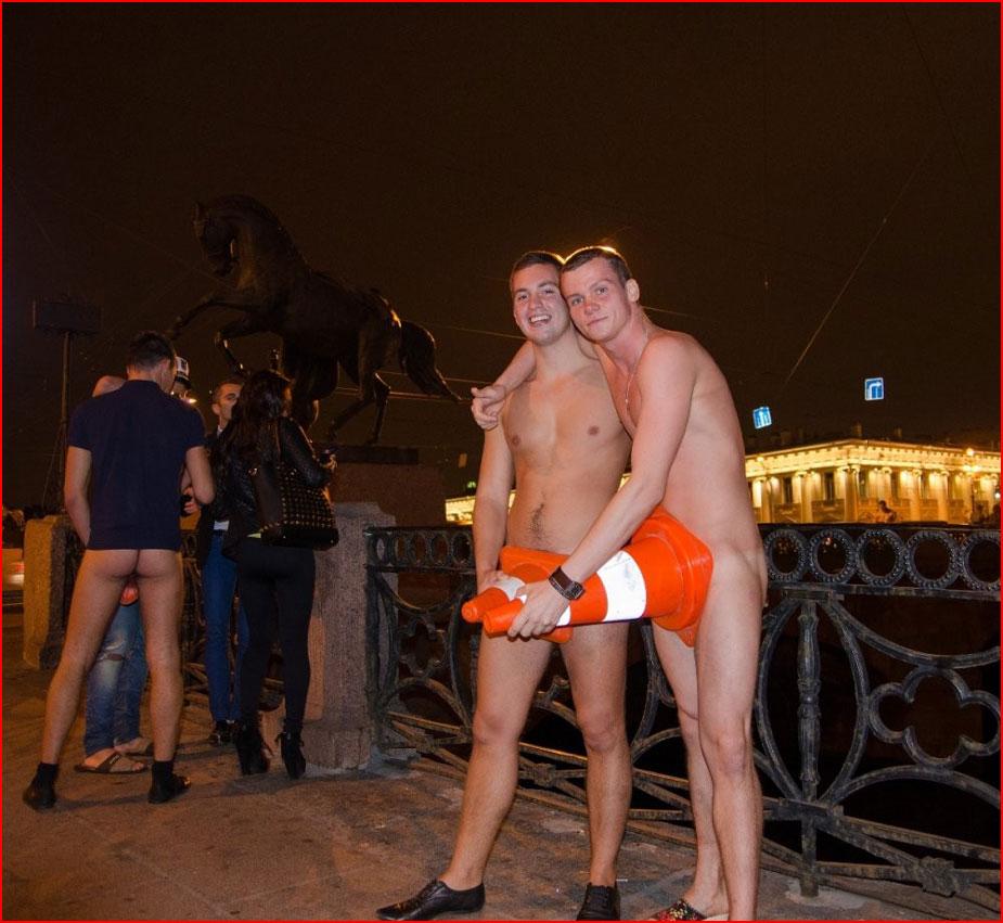 Досуг санкт петербург гей