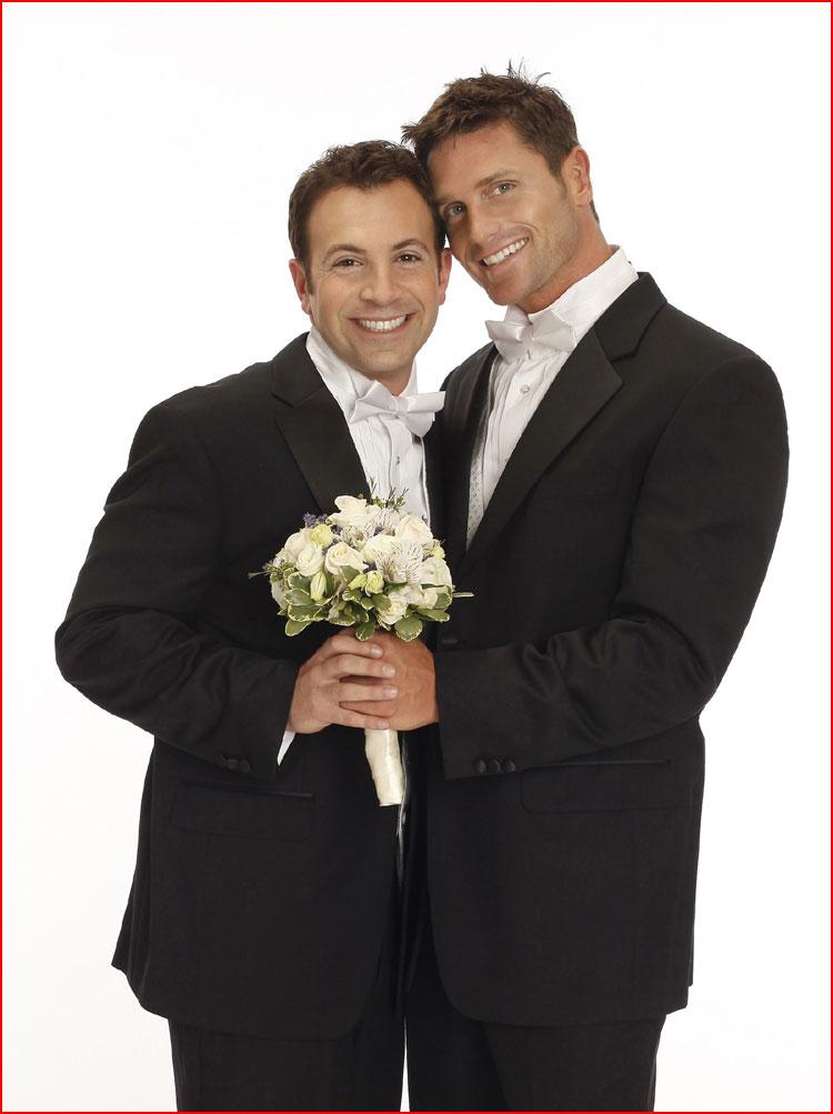 Счастливая пара  (гей блюсик 10484)