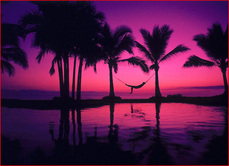 Фотограф Edgar Hernandez. Рай для влюблённых