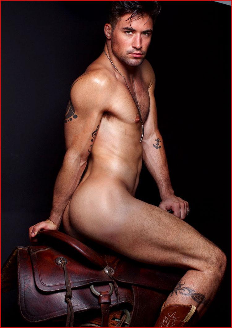 Гей модель Benjamin Godfre  (гей блюсик 10571)