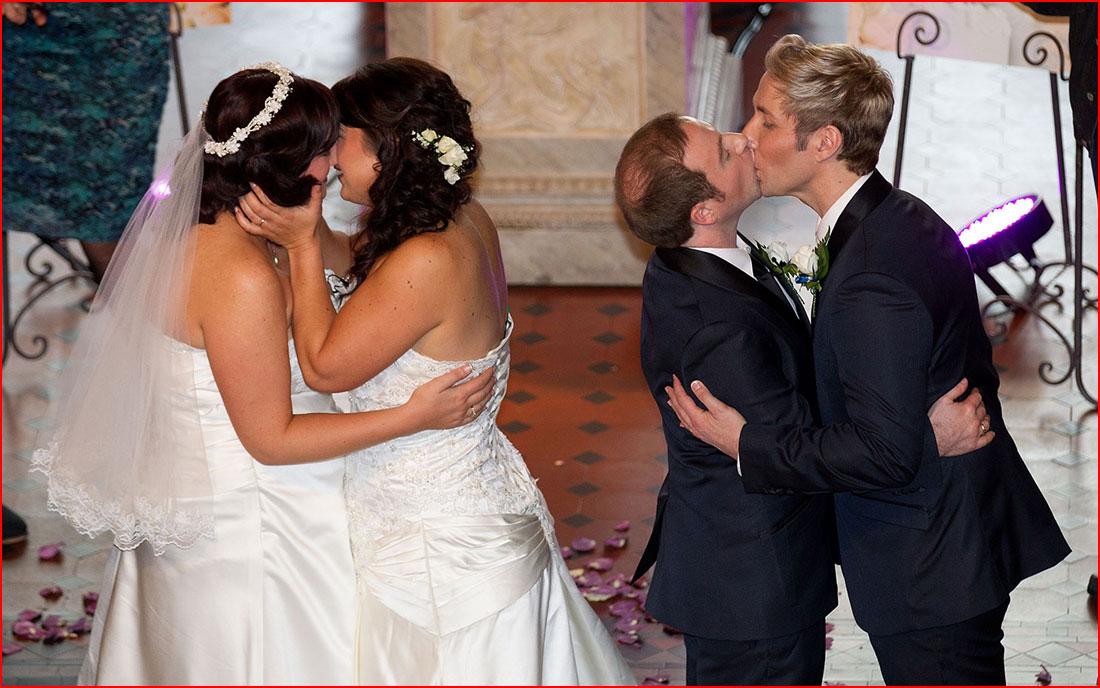 Свингерская свадьба  (гей блюсик 10580)