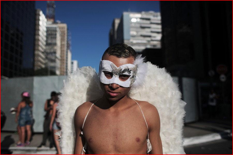 Бразильский гей-парад 2014