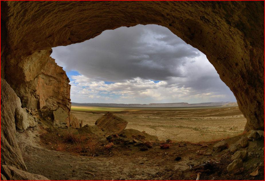 Путешествие на Мангышлак через Устюрт  (гей блюсик 10639)