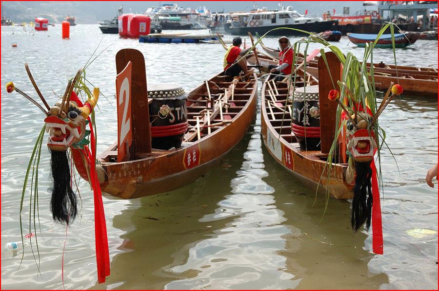 фото китайских лодок
