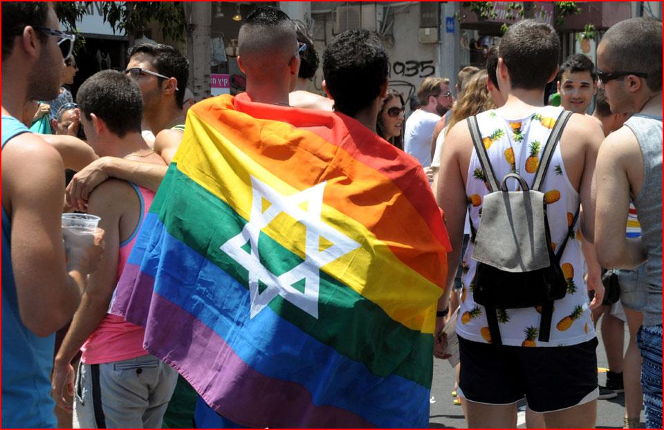 Парад гордости в Тель-Авиве 2014