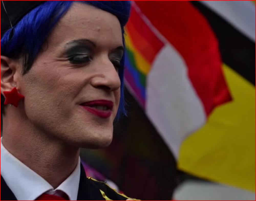 Берлинский гей-парад - Christopher Street Day 2014