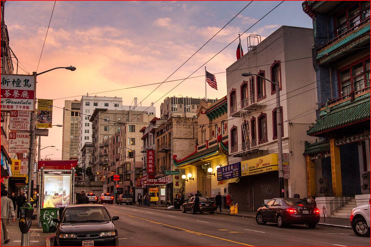 Сан-Франциско - город солнца  (гей блюсик 10815)