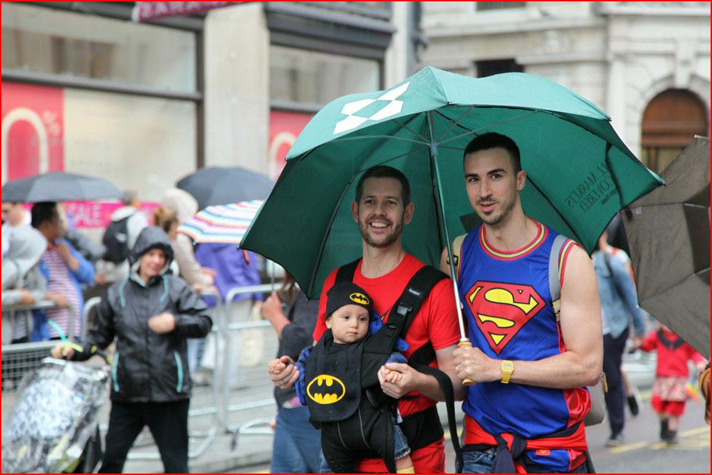 Лондонский гей парад 2014