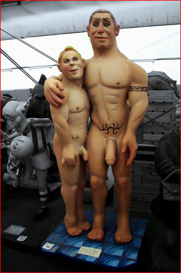 Куклы  (гей блюсик 10961)
