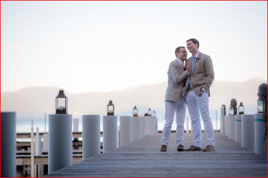 Свадьба Джеффа и Себастьяна  (гей блюсик 10969)