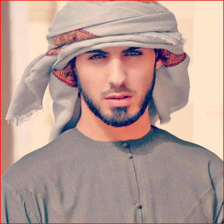 Преступно красивый Omar Borkan Al Gala