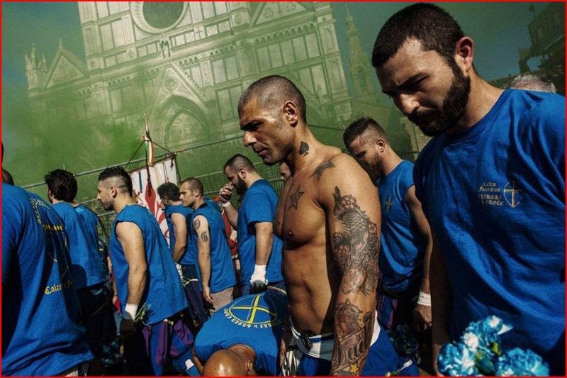 Кальчо флорентино  (гей блюсик 11083)