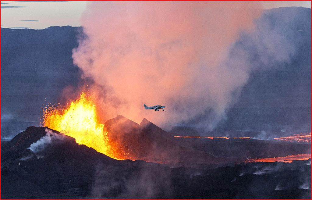 Шоу вулкана Бардарбунга  (гей блюсик 11119)