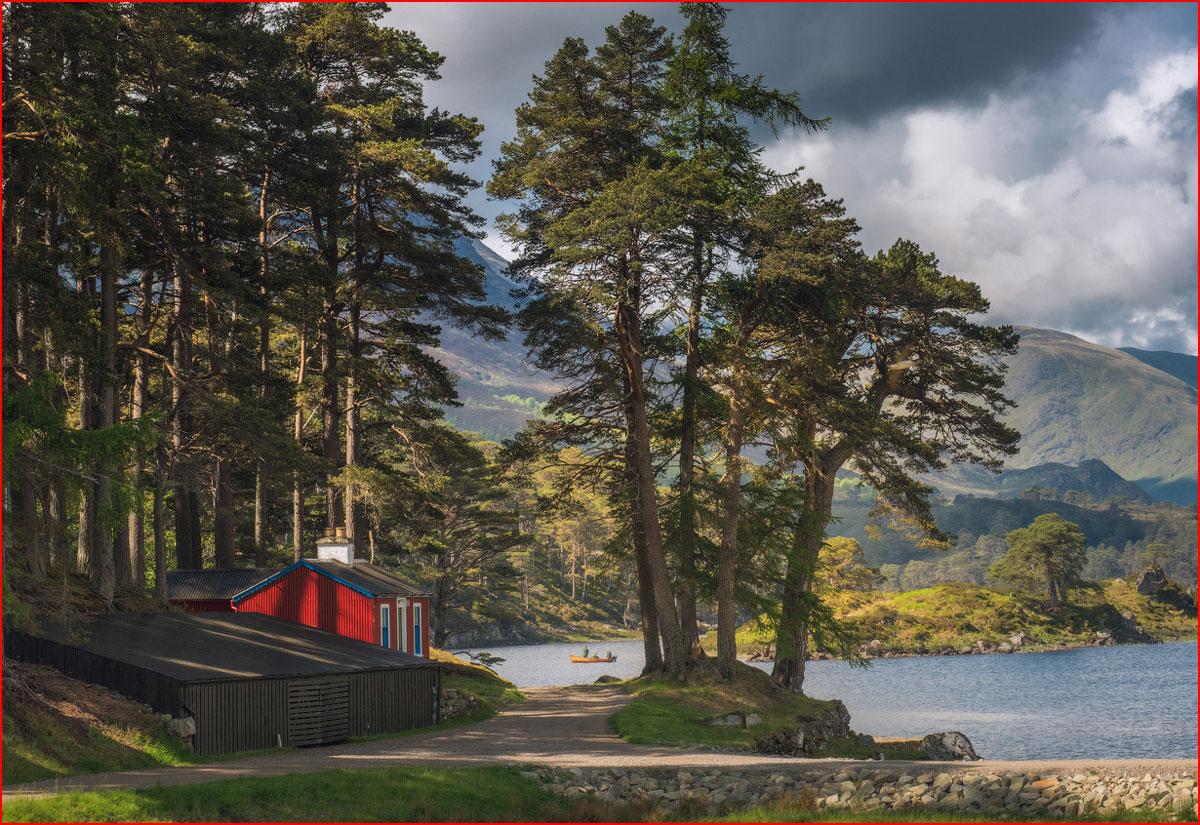 Путешествие по Шотландии  (гей блюсик 11159)