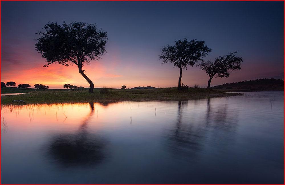 Фантастические пейзажи Хосе Рамоса  (гей блюсик 11255)
