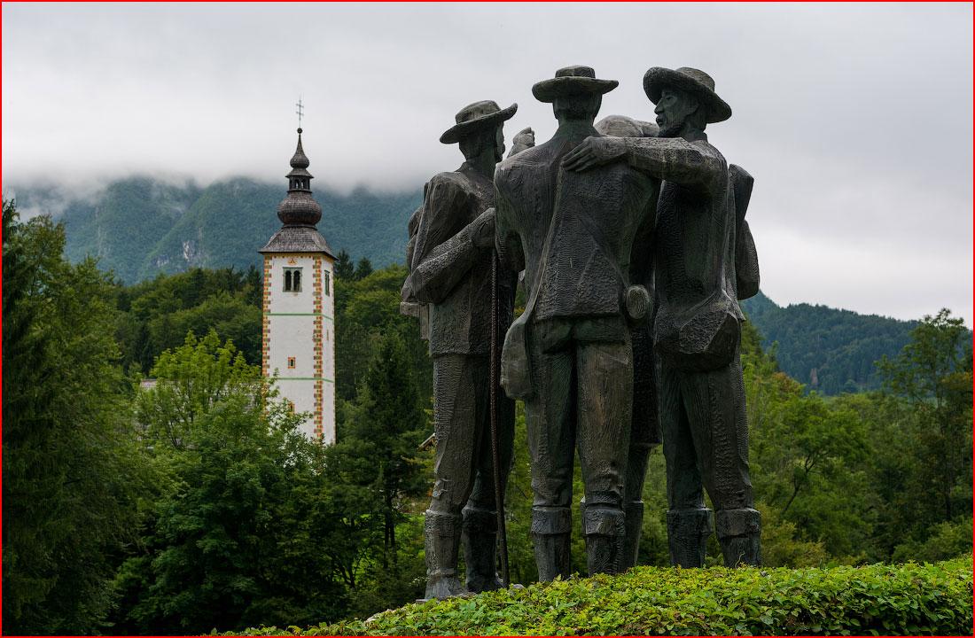 Бохинь в Альпах  (гей блюсик 11359)