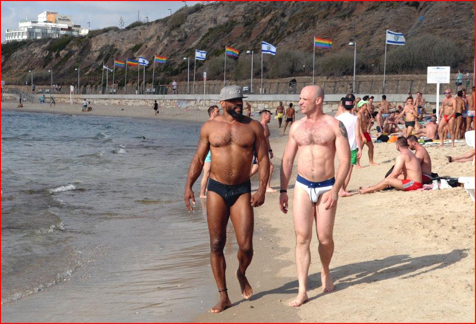 """Радужный пляж """"Хилтон"""""""