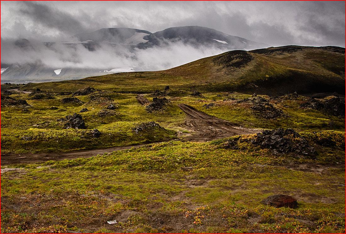 Дикая Камчатка. Красота русской природы  (гей блюсик 11615)
