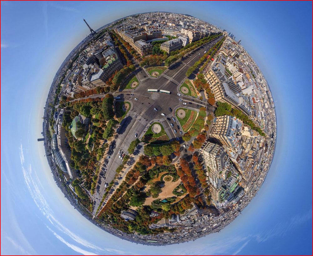 Сферический мир  (гей блюсик 11903)