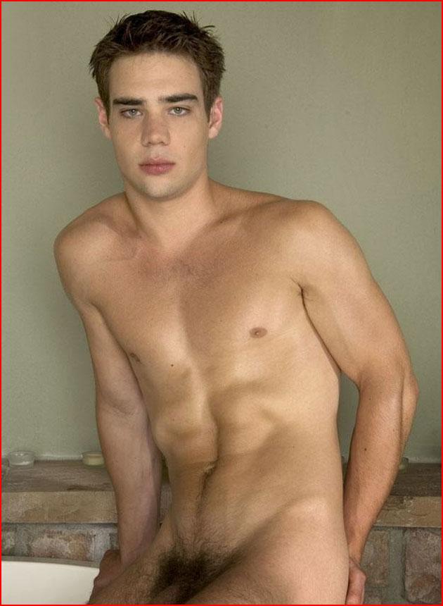 Гей модель Zack Randall  (гей блюсик 12058)