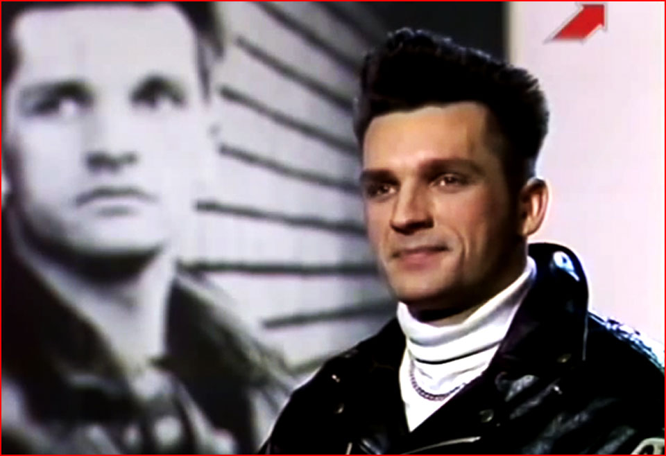 Кумир 90-х Сергей Лемох (3 видео) +