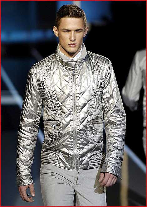 Модная одежда осенне-зимнего сезона 2007-2008 года  (гей блюсик 1215)