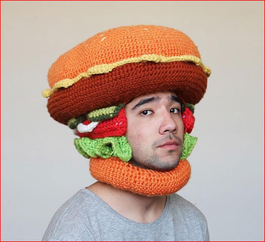Аппетитные головные уборы