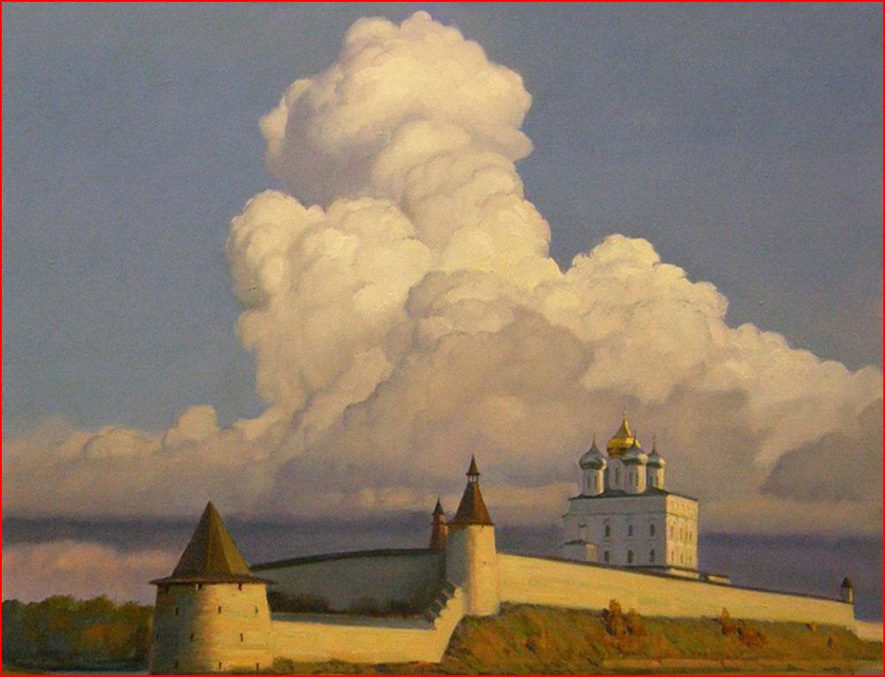 Русь кистью художников  (гей блюсик 12188)
