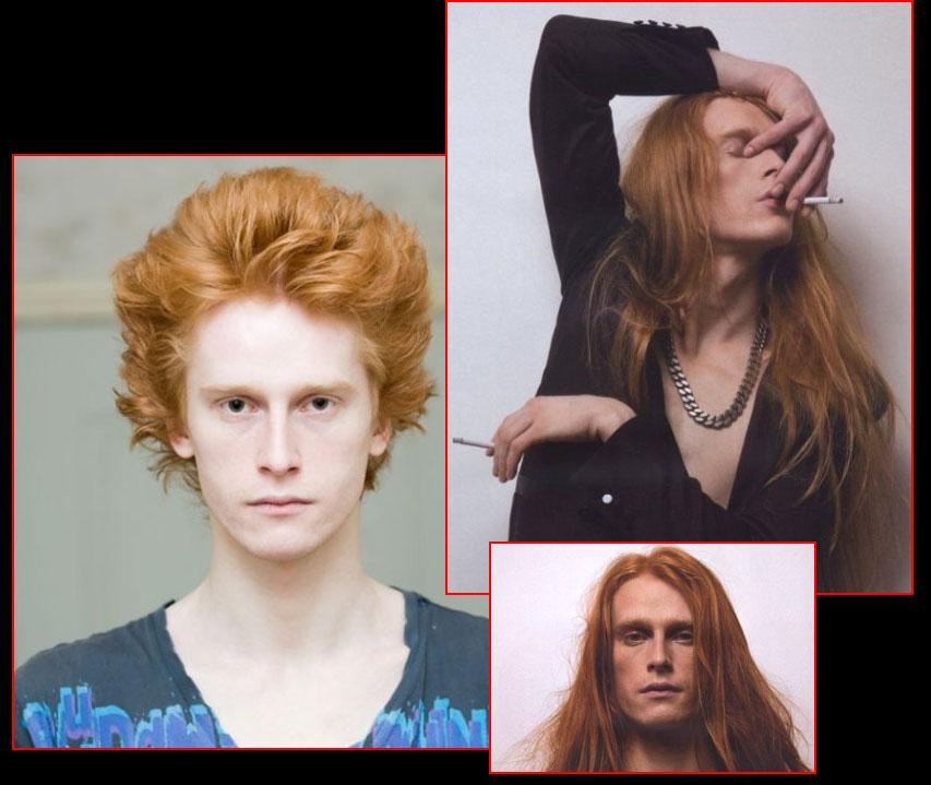Данила Поляков самый известный русский манекенщик на Западе