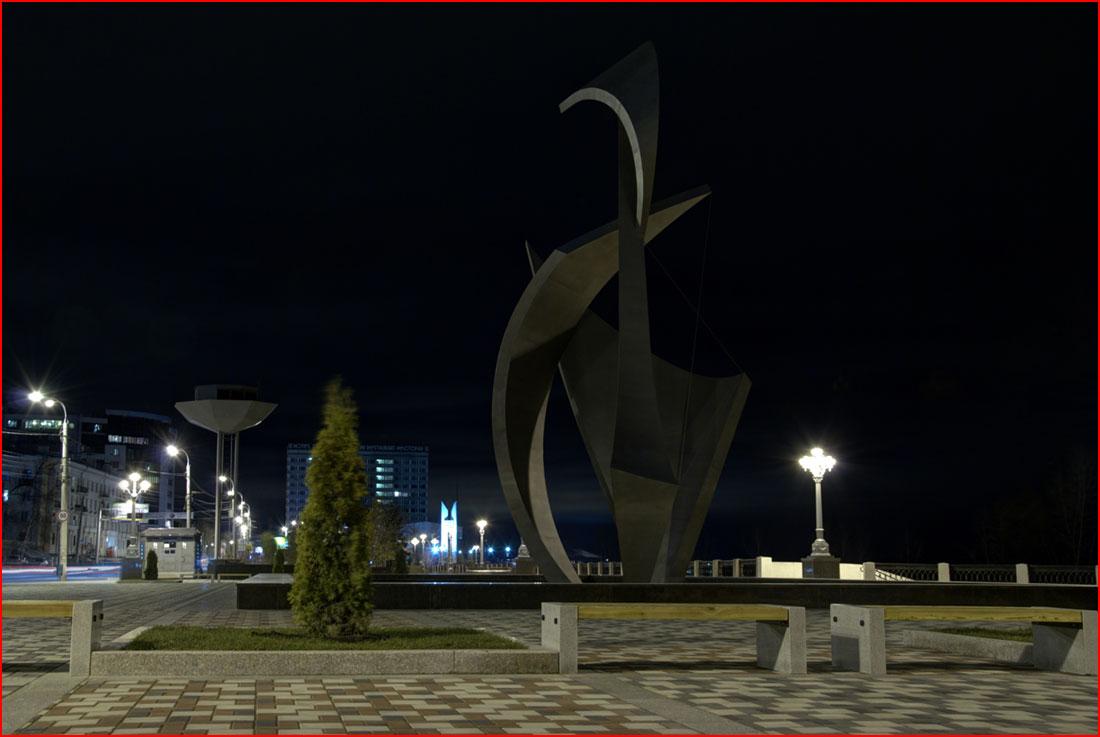 Ночная Самара  (гей блюсик 12231)