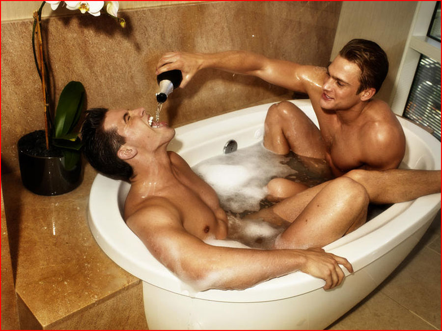 Jason Morgan and Mark Ricketson  (гей блюсик 12276)