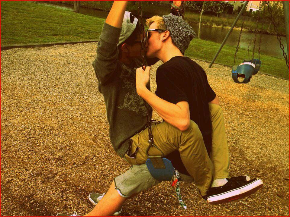 Качели любви  (гей блюсик 12300)