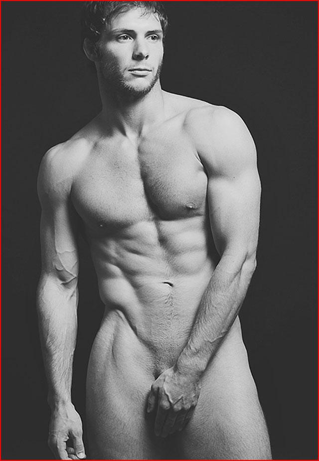 Гей модель Justin Leonard  (гей блюсик 12337)