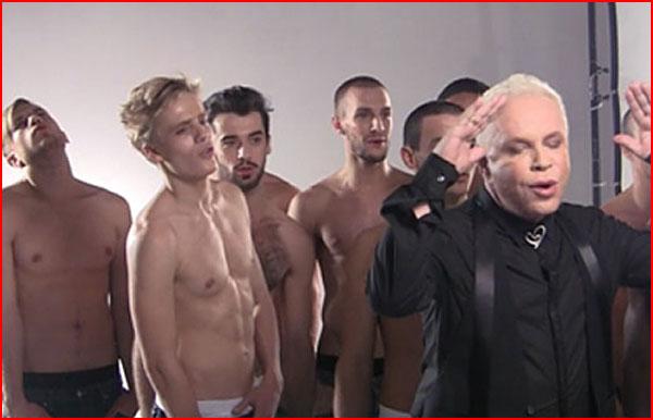 Борис Моисеев - Я не могу тебя терять (видео)  (гей блюсик 12388)