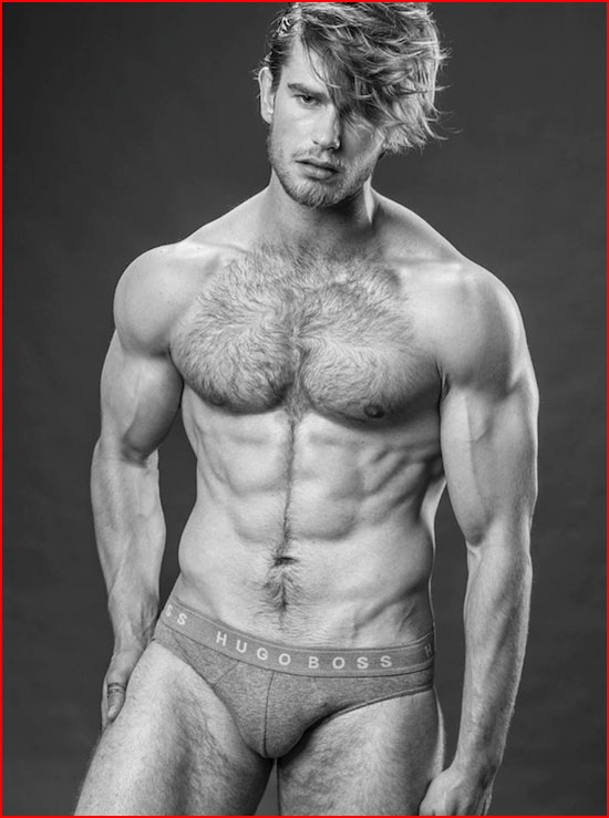 Великолепный Mathieu Elfferich  (гей блюсик 12430)