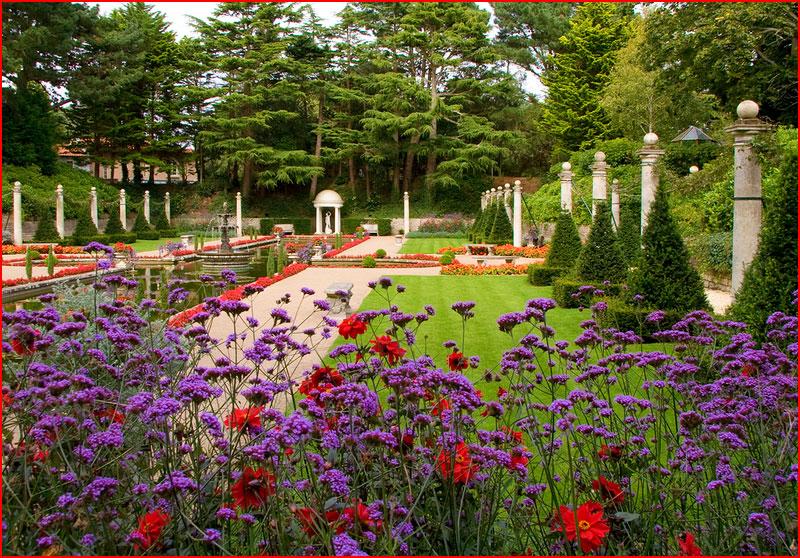 Сказочный сад Compton Acres  (гей блюсик 12667)