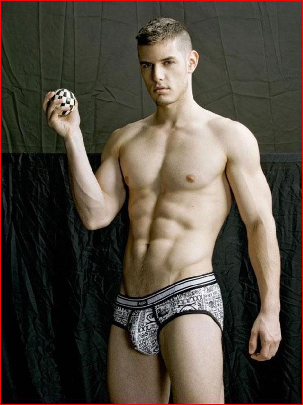 Гей модель Jakub Lorencovic  (гей блюсик 12774)