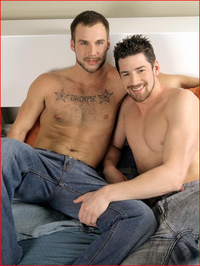 Великолепная пара  (гей блюсик 12889)
