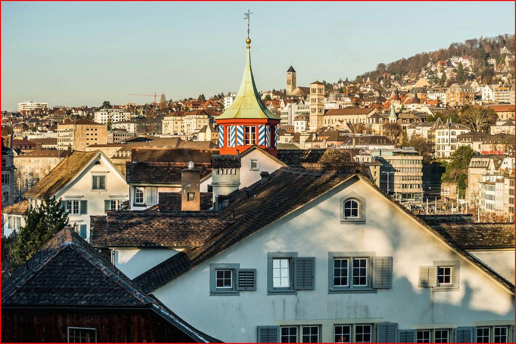 Предрождественский Цюрих  (гей блюсик 12919)