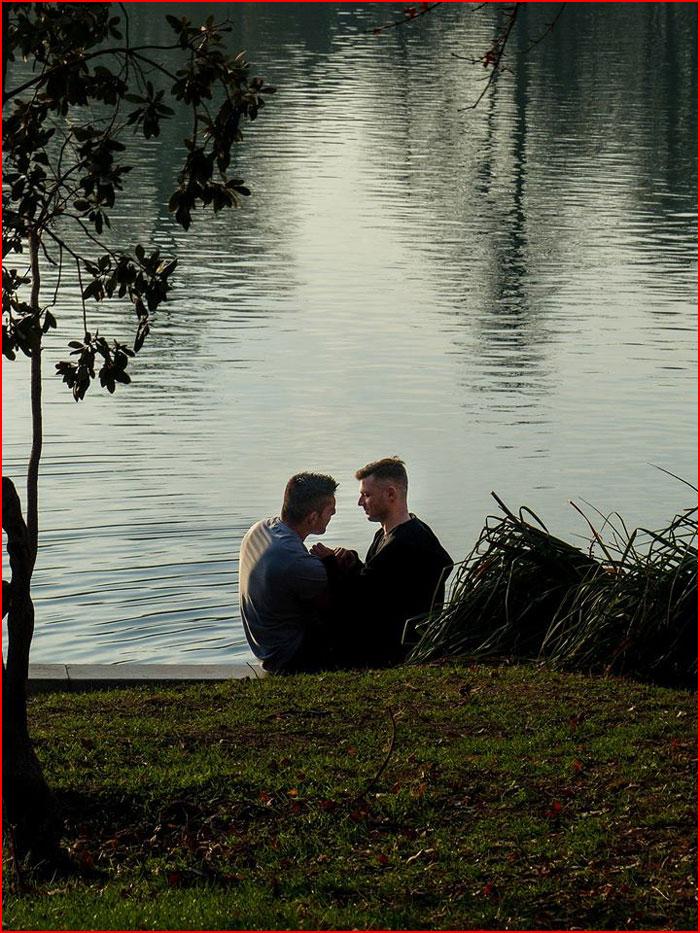 Кадры любви  (гей блюсик 13076)