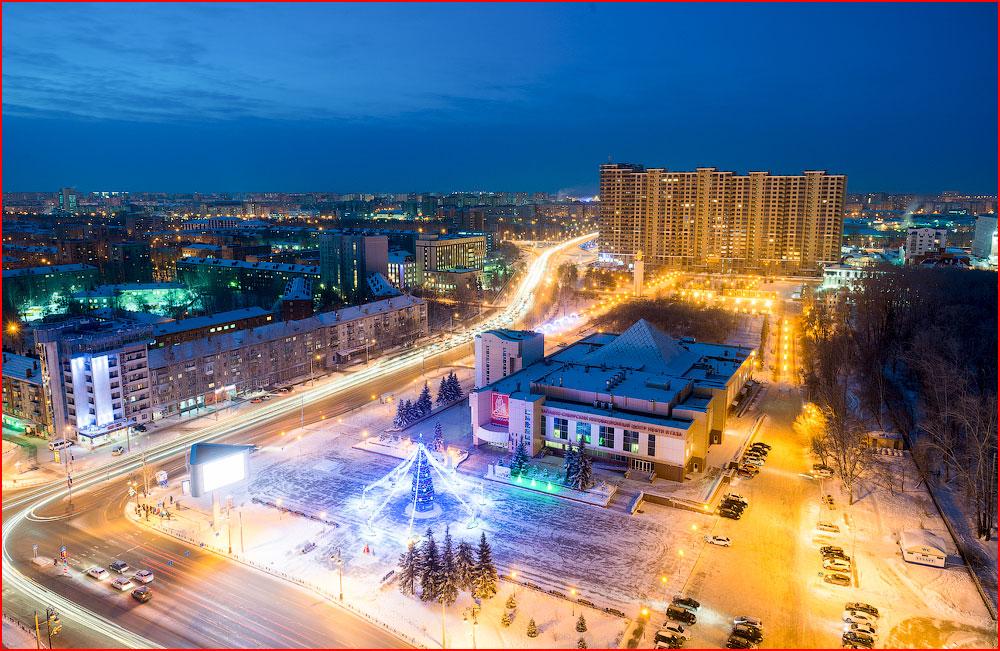 Зимняя Тюмень  (гей блюсик 13103)