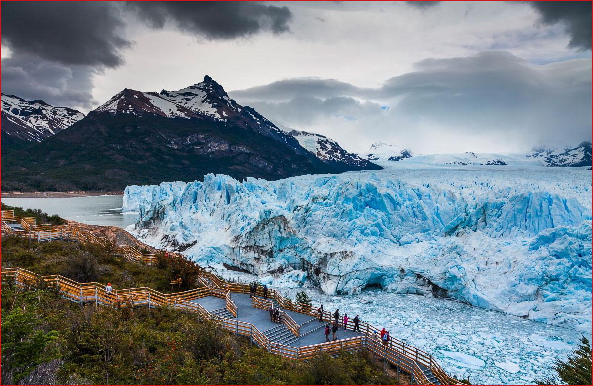 Ледник Перито Морено  (гей блюсик 13119)