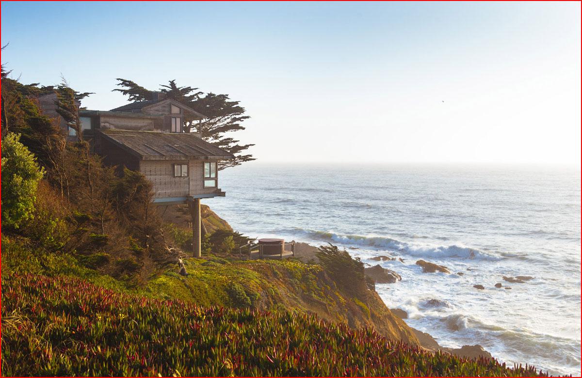 Прогулка по побережью Калифорнии  (гей блюсик 13279)