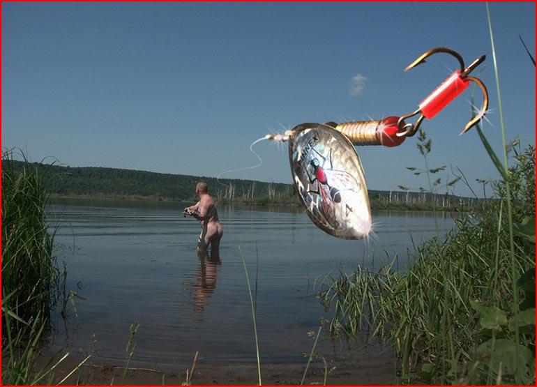 рыбалка в великой бабке