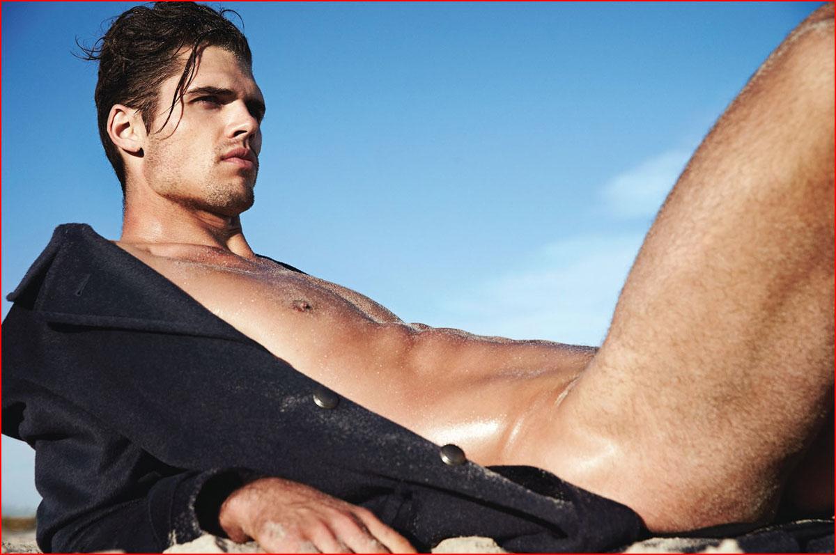 Гей модель Brian Shimansky
