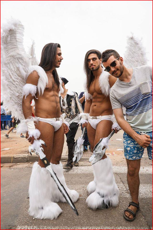 Вы ангелов видели?