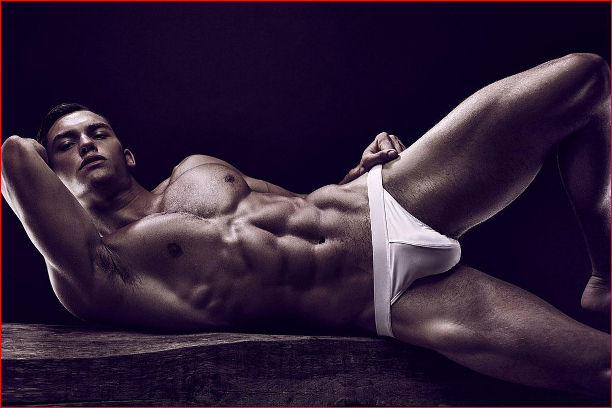 Sexy boy model tbw carlos